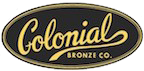 Colonial Bronze Co. Logo